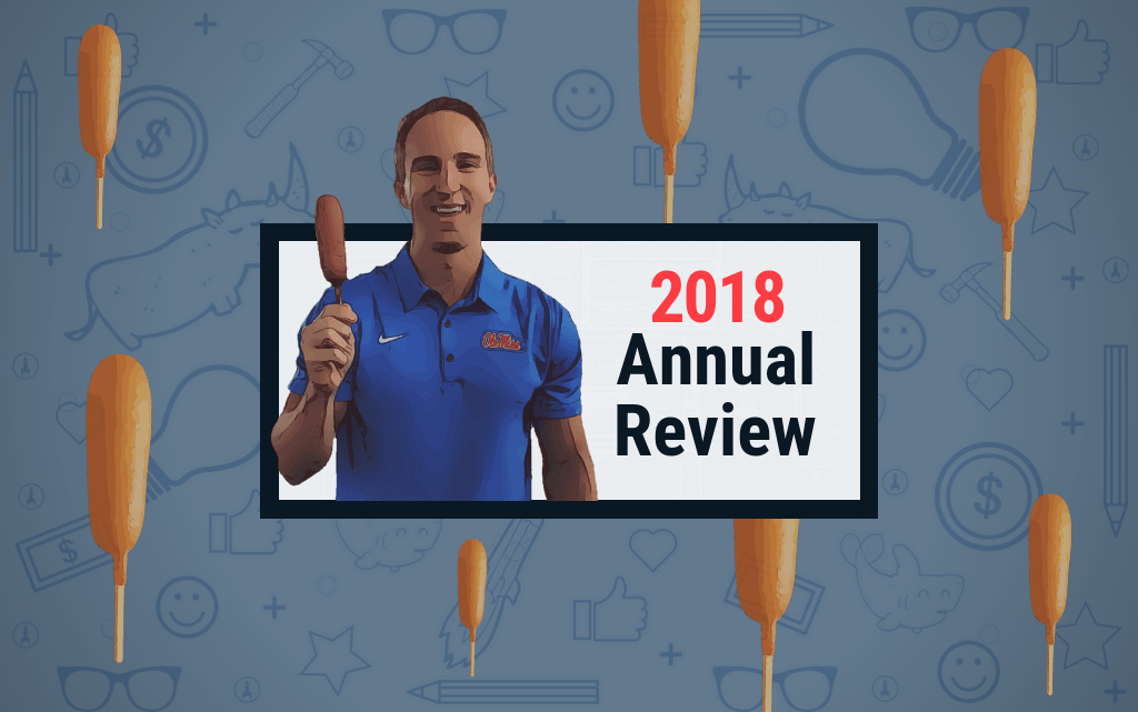 My 2018 Annual Review