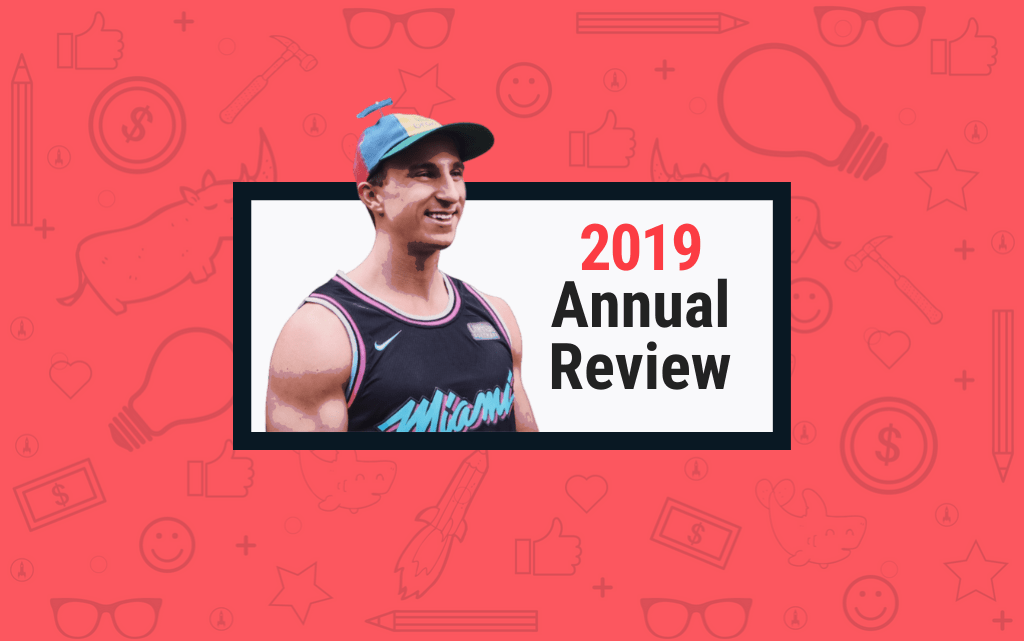 My 2019 Annual Review