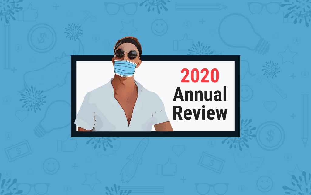 My 2020 Annual Review